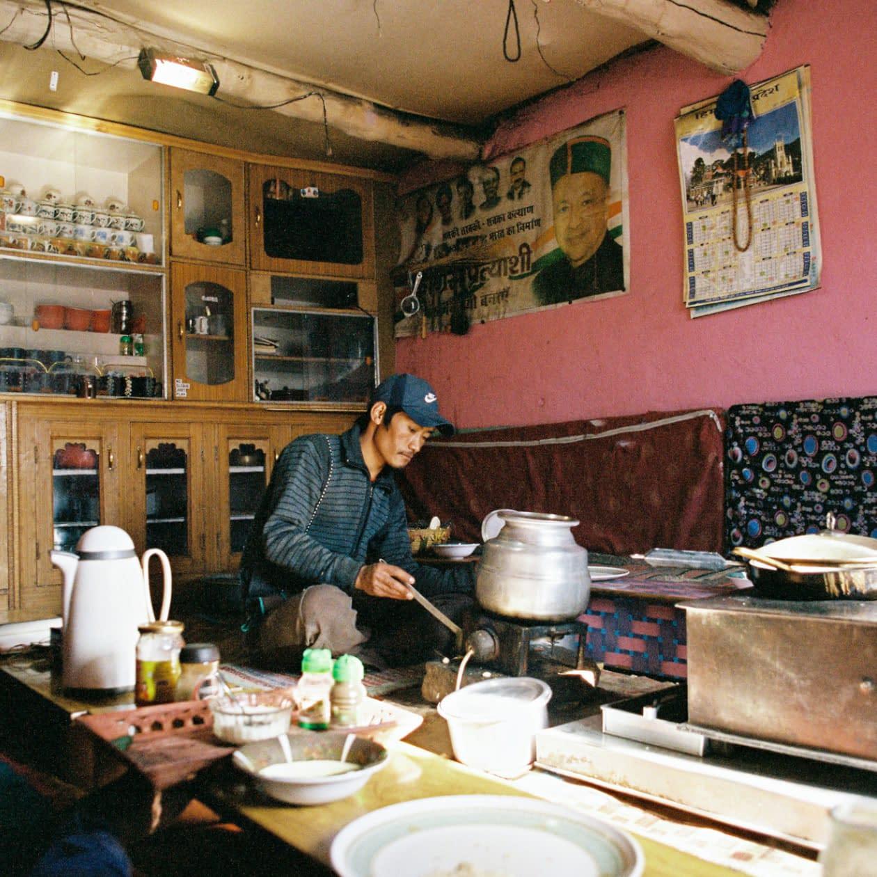 Snowmads Local Guide India Jordan