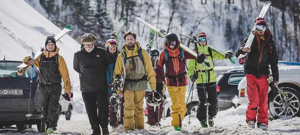 Snowmads Travel Balkan Winter Experience 11