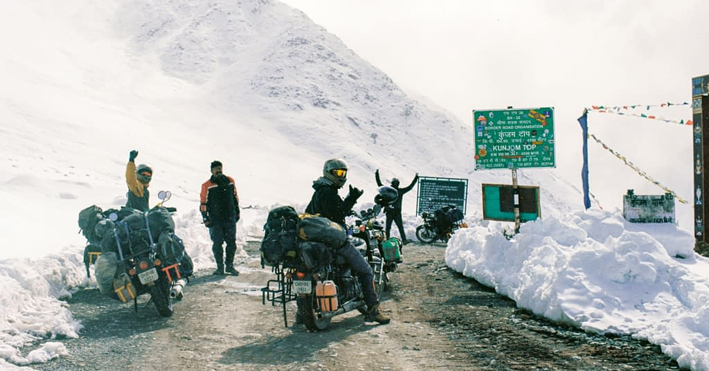 Snowmads Trave India Bike Hike