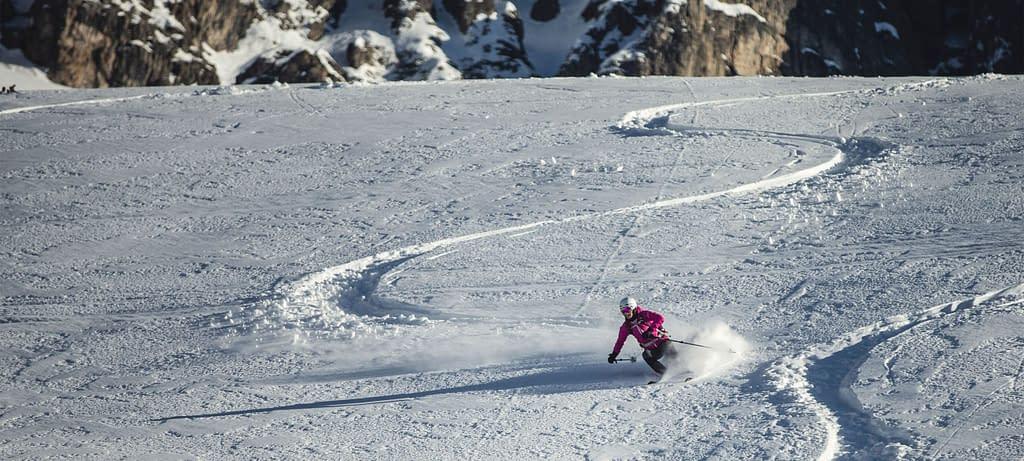 Innsbruck Freeride Experience Snowmads Axamer Lizum Ladies