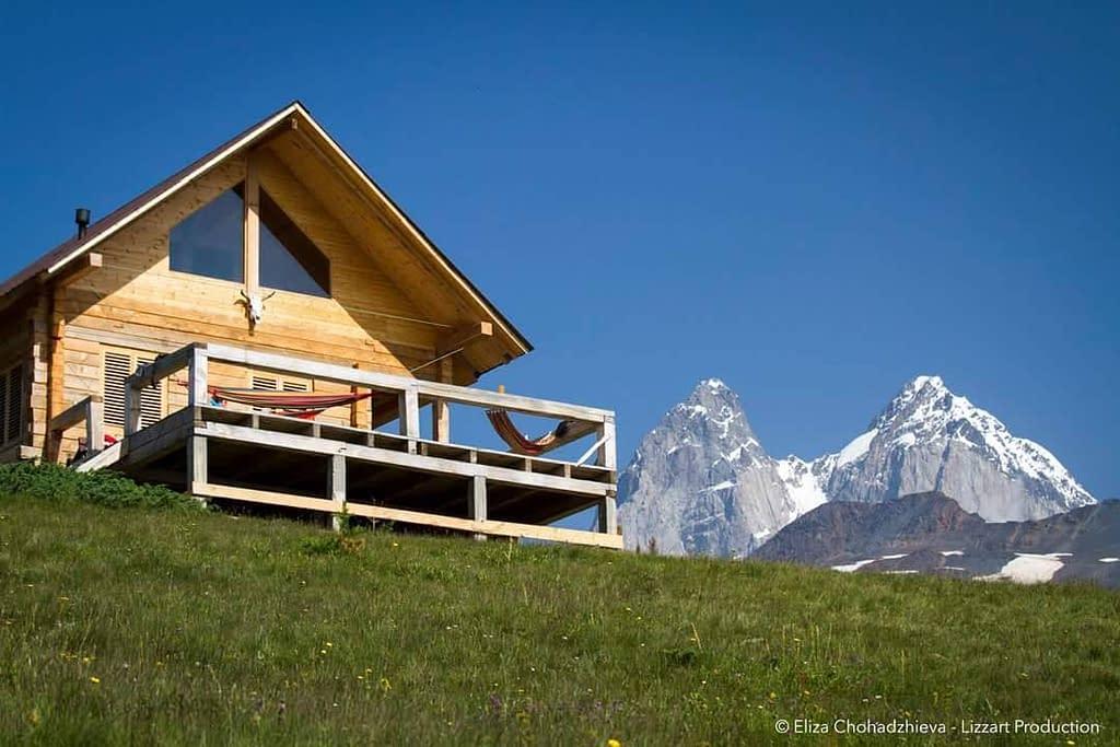 Cloudbase Hut